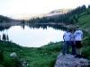 Blue Lake in the Rawah
