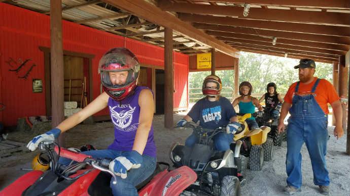 Camp sports teen